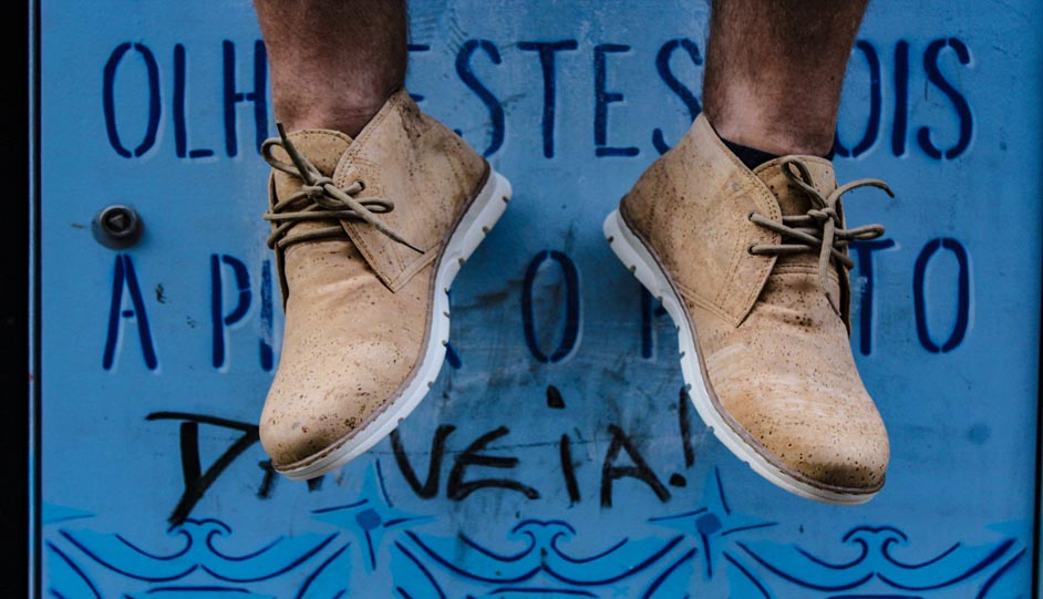 5 Occasions where you should use cork footwear